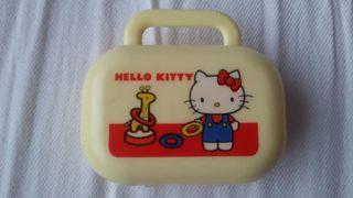SANRIO JABONERA VINTAGE HELLO KITTY. Japón 80´s