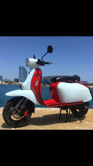 Scooter 125cc Scomadi TL 125