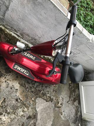 Patinete eléctrico Swift Rojo