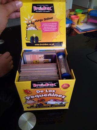 BRAINBOX DE LOS PEQUEÑINES