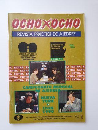 Revista Ajedrez ochoxocho