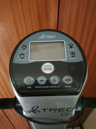 Plataforma vibradora para reafirmar cuerpo