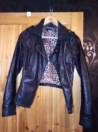 Jacket, Size 6 (leather)