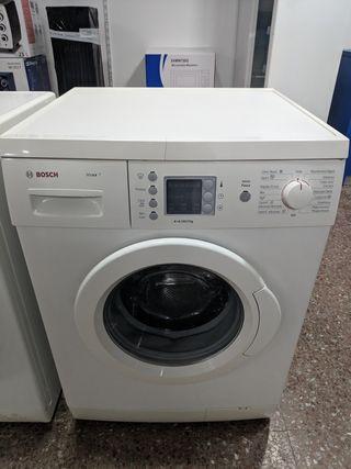Lavadora Bosch 7kg bajo consumo