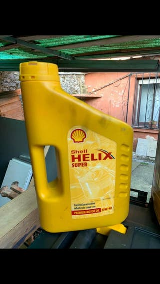 Aceite Shell Helix 15w40