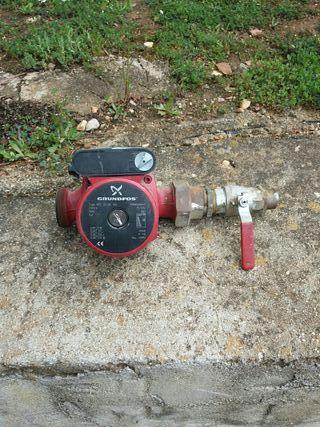 Bomba circulacion agua