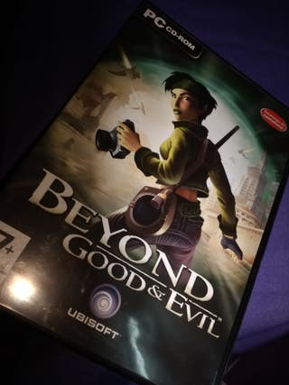 cambio/vendo Beyond good and Evil pc