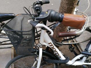 bicicleta bike bicing en Gracia