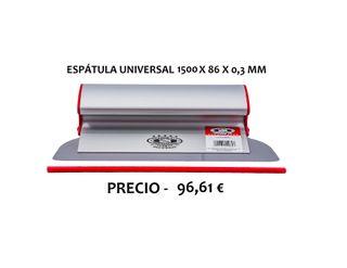 ESPÁTULA EMPLASTECER 1500X86X0,3 MM