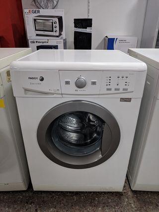 Lavadora Fagor 6kg bajo consumo
