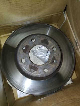 discos saxo 247mm