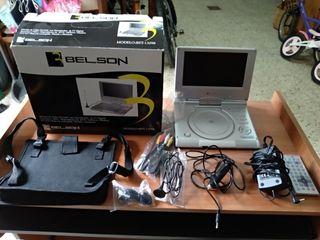 Reproductor portatil Belson BST-13098