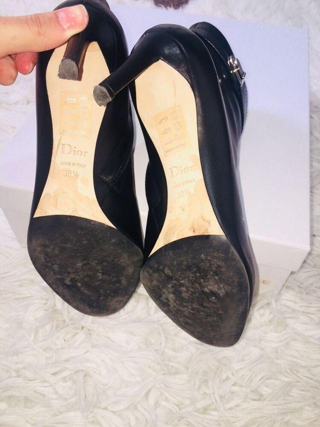 Dior booties