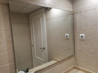 espejo baño biselado