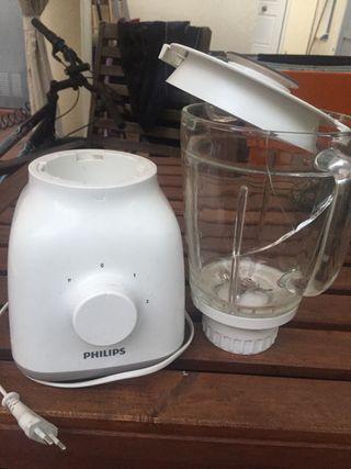 Licuadora batidora de vaso philips
