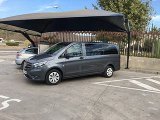 Mercedes Vito Tourer LARGA 114 Cdi 2017