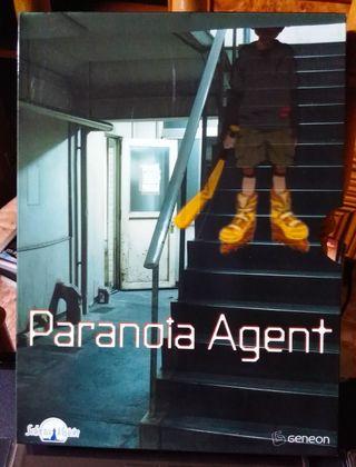 Paranoia Agent (Serie completa / 3 DVD's)