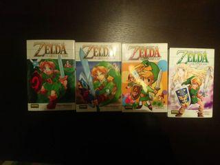 Cómics Zelda
