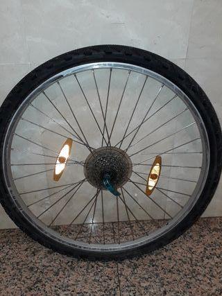 rueda bici 26