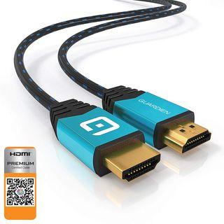 Cable HDMI 3D 4K ARC 7.6 Metros
