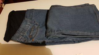 pantalón de embarada