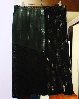 falda de invierno de ESSENZA