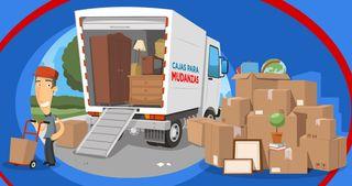 Transportista con camión 3500 kg
