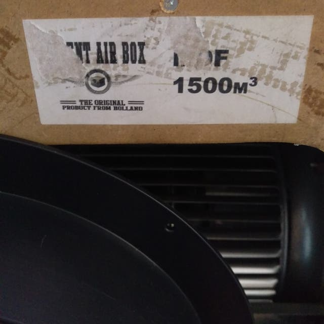 Extractor Air Box MDF 1500