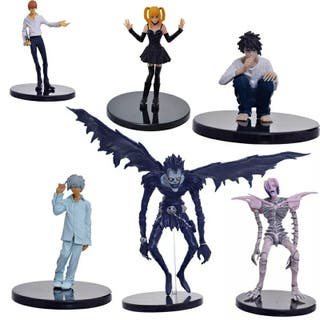 pack figuras death note
