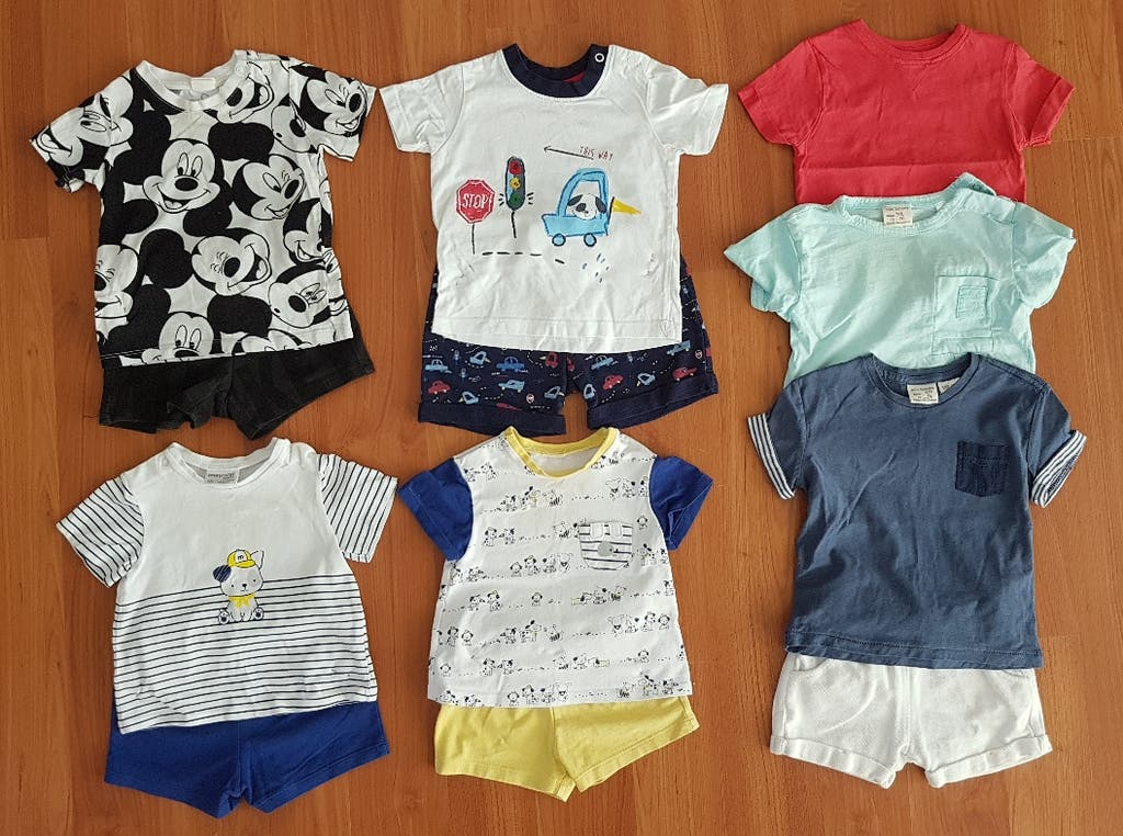 e148f2aef89 Lote ropa bebe niña 0 3 meses usado - compra   venta página 1