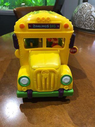 Autobús escolar Zomblings