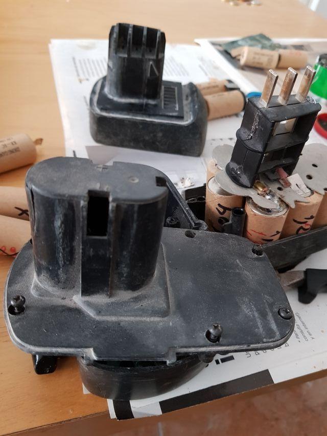 se arregla baterias de taladro y cualquier máquina