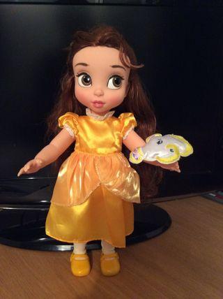 Bella Animator de Disney como nueva!! Sin caja.
