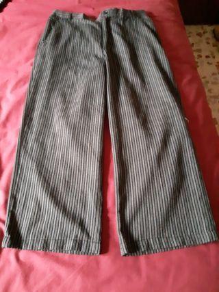 pantalón niño típico canario