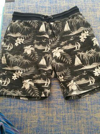 Shorts DC skate M medium pantalones cortos