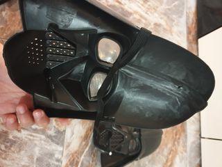 8 máscaras starwars