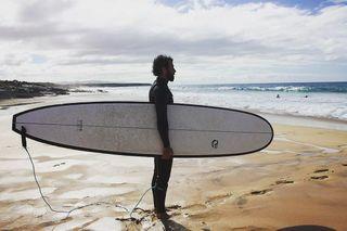 Tabla de surf longboard 9.4, Olaian 900