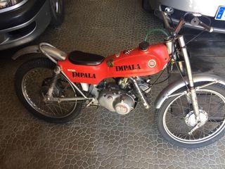 Moto MONTESA COTA 25