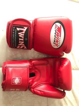Guantes Boxeo/ Muay Thai