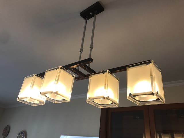 Lámpara comedor