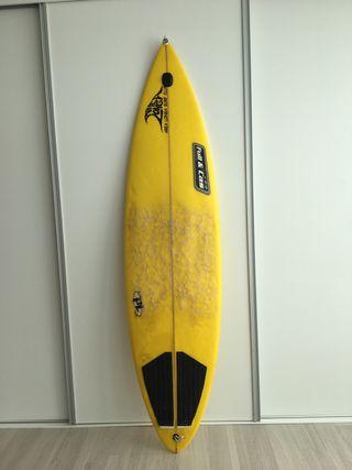 Tabla de surf full&cast 6'3''