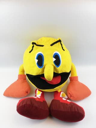 PAC-MAN AND THE GHOSTLY ADVENTURES PELUCHE GIGANTE