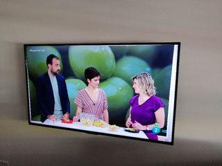 """TV 43"""" HD sharp Wi-Fi + smart tv"""