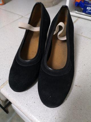 Zapatos de baile español