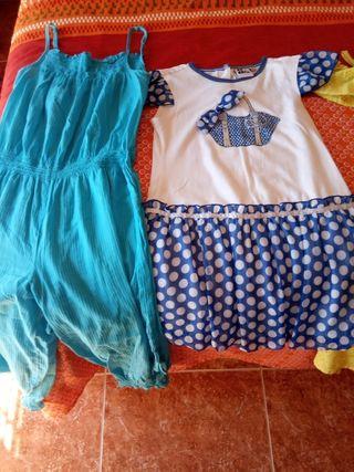 vestidos, mallas,faldas