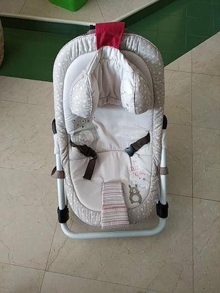 Hamaca mecedora plegable Bebé
