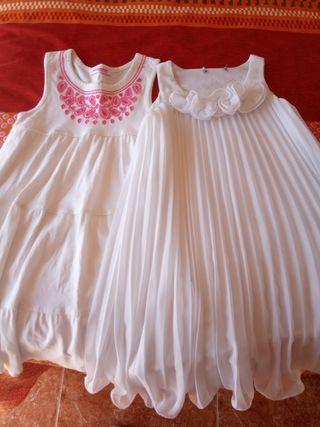 vestidos 7-8 años