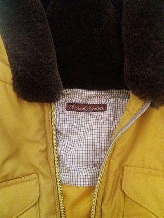 chaqueton nuevo talla 14 16