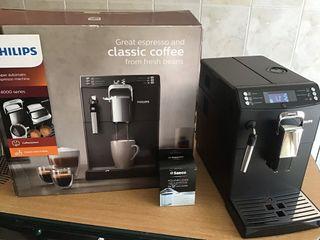 Cafetera super automatica