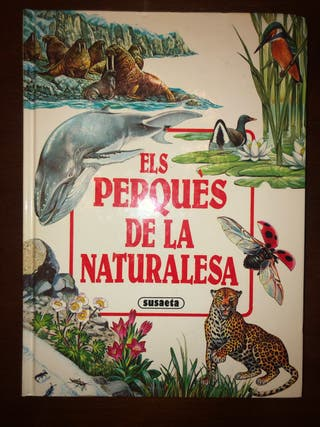 """Llibre """"Els perquès de la naturalesa"""""""